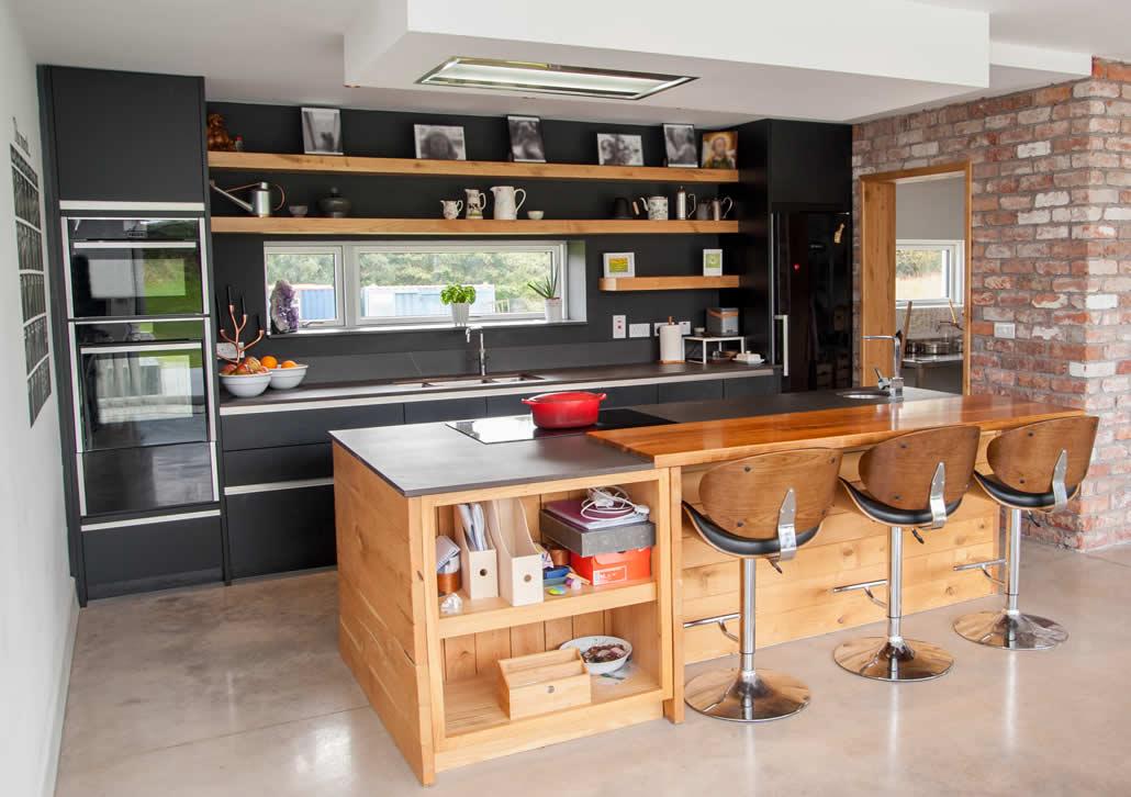 Bespoke Kitchen in Rochestown, Cork